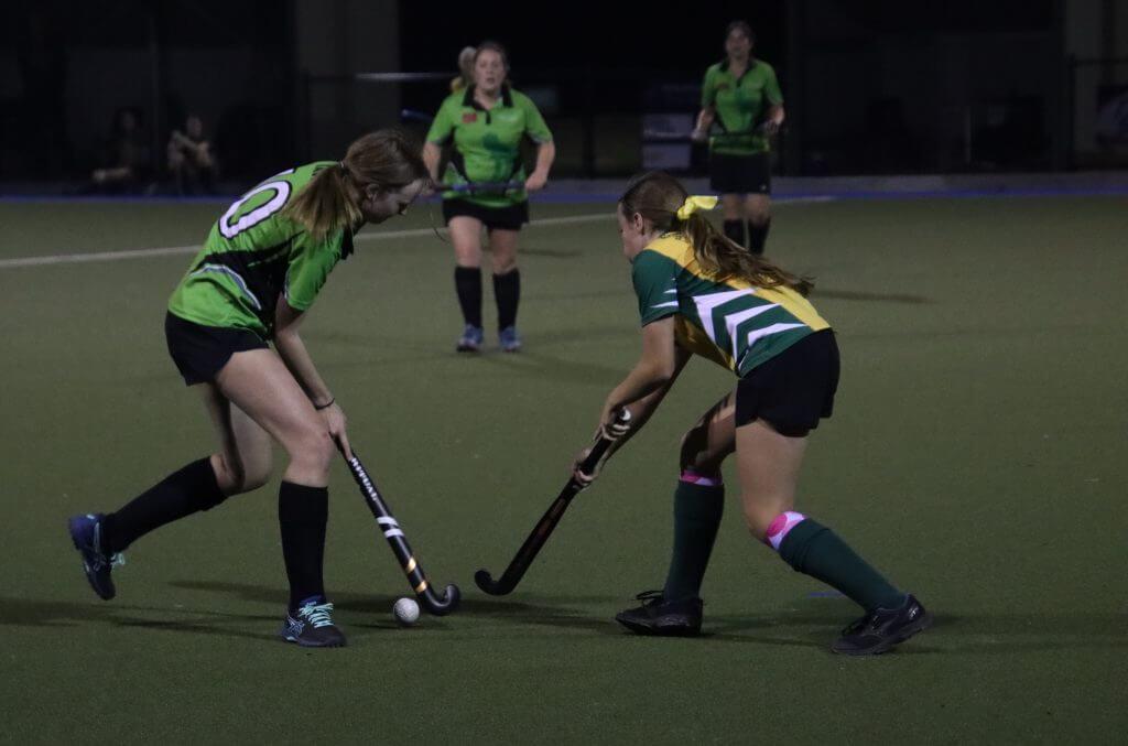 Tatiara vs Greenbottles women r4 - 2