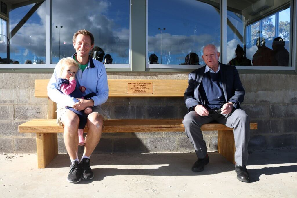 sue waite memorial bench