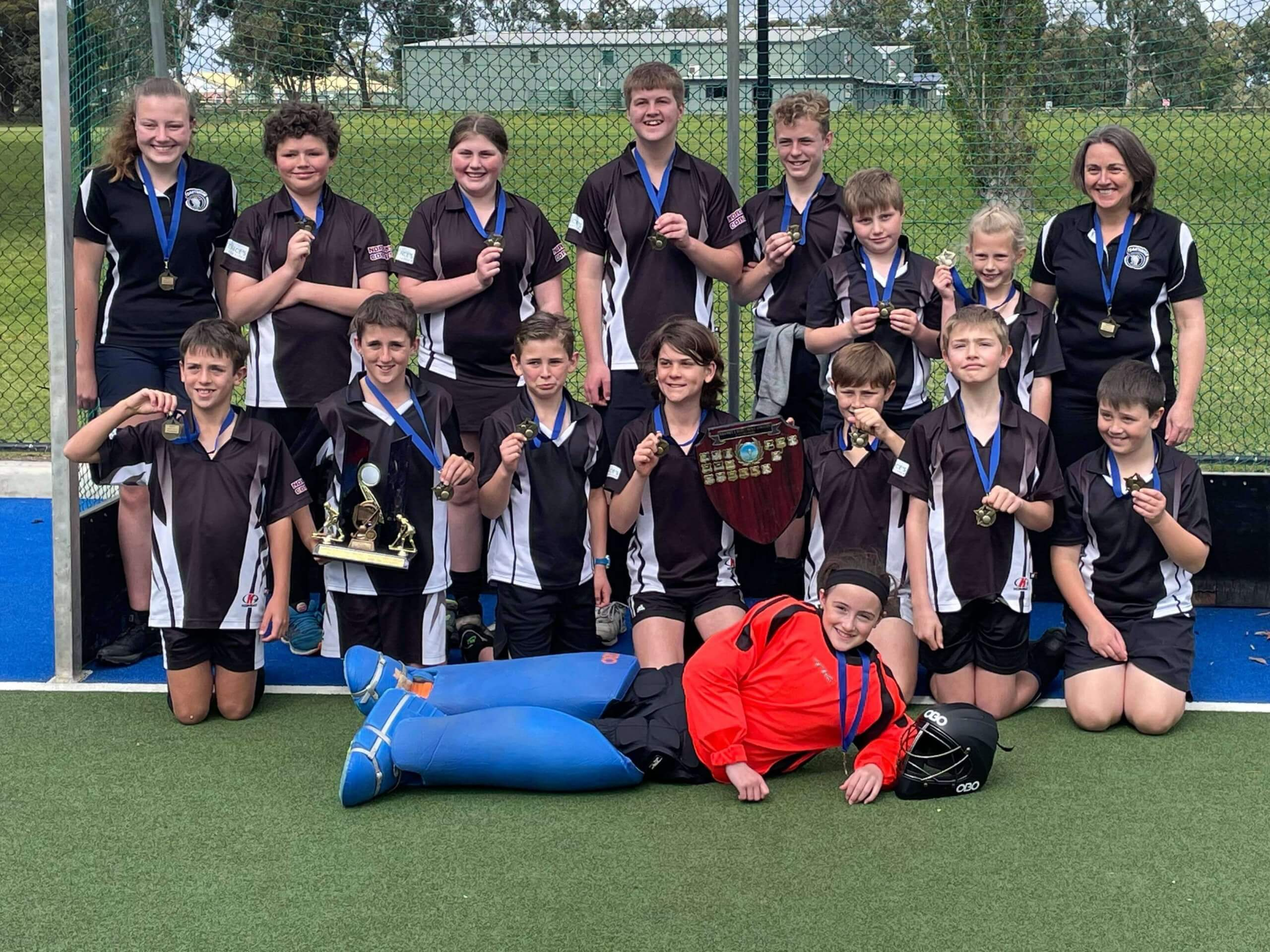 u13 grand final winners dartmoor