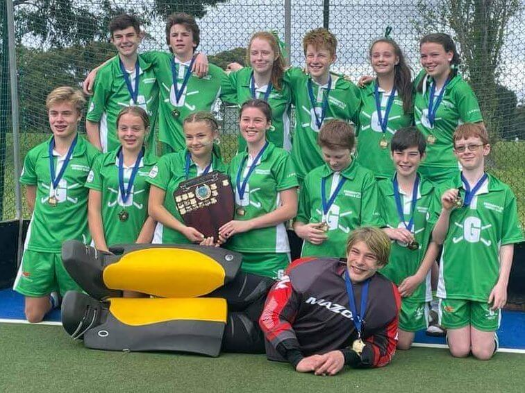 u16 grand final winners greenbottles